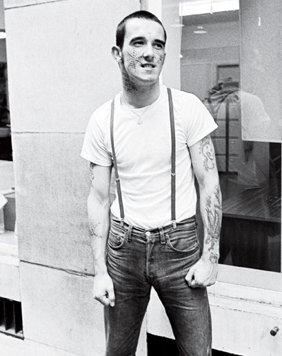 "Actual Skinhead You'll want to call them ""braces,"" not suspenders."